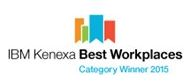 Best Workplaces Logo 2015